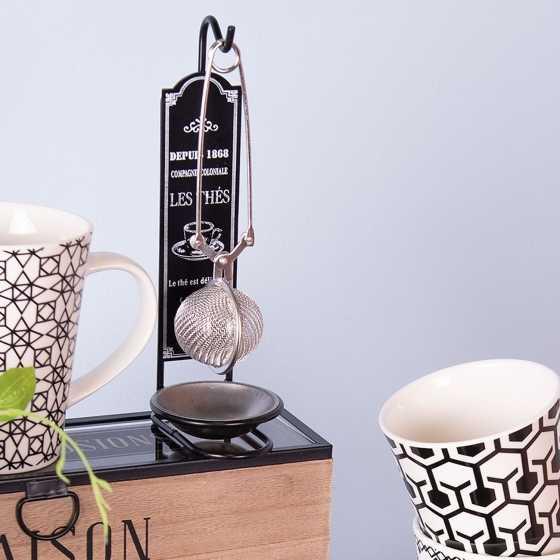 Porte cuillère à thé