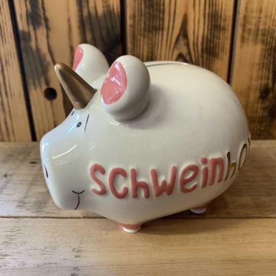 "KCG Sparschwein ""Schweinhorn"""