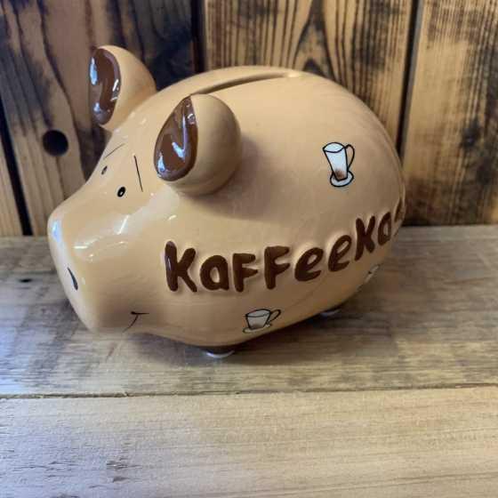 """KCG Sparschwein """"Kaffeekasse"""""""