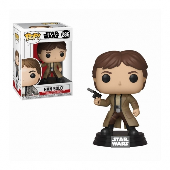 Han Solo (Endor Han) - Star Wars (286) - POP Movie