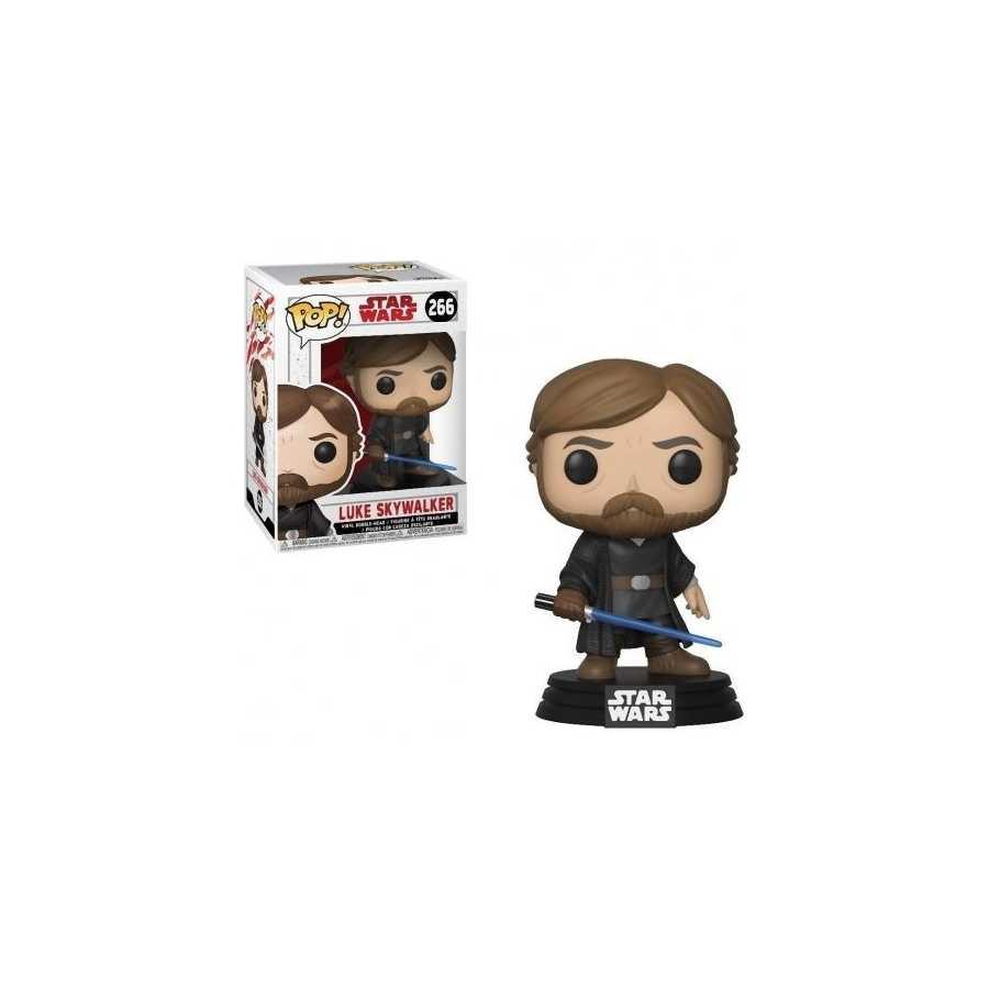 Luke Skywalker (Final Battle) - Star Wars The Last Jedi (266) - POP Movies