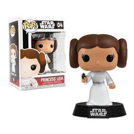 Princess Leia - Star Wars (04) - Pop Movie