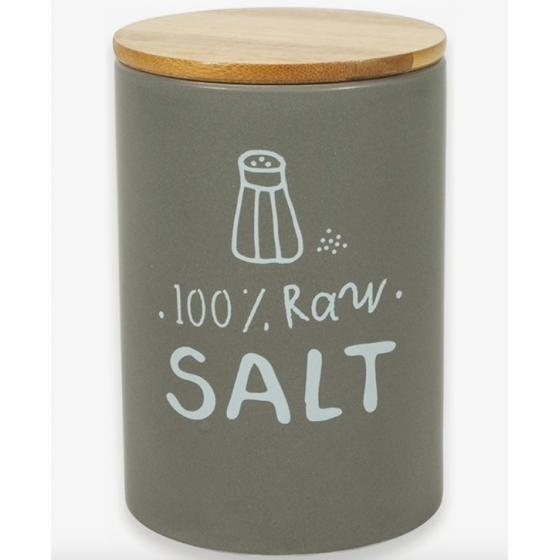 Bocal Raw Salt