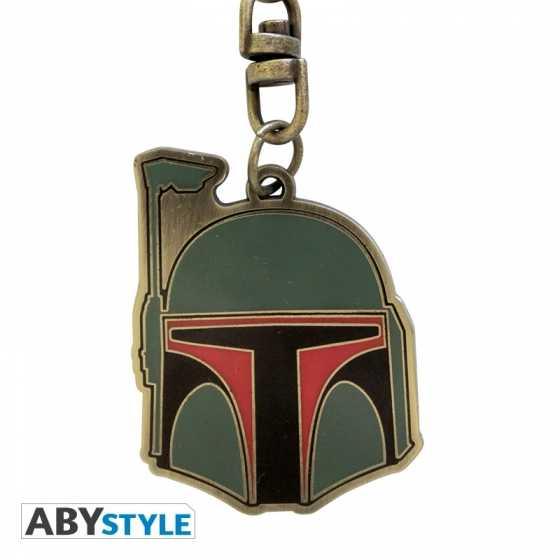 "Star Wars - Schlüsselring ""Boba Fett"""
