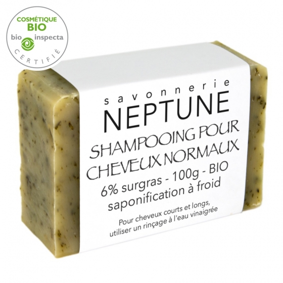 Shampooing pour cheveux normaux - bio
