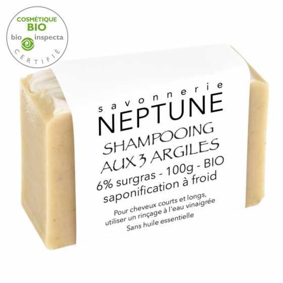 3 Ton-Shampoo - Bio