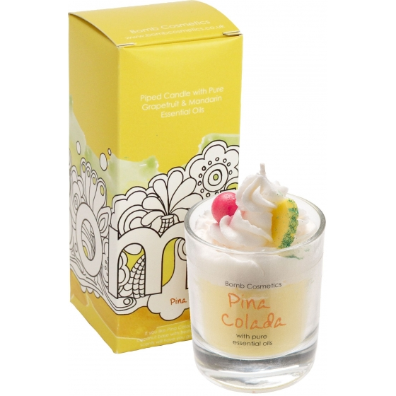 Pina Colada bougie parfumée