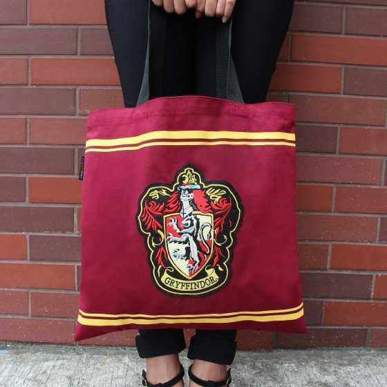 Sac en coton / Tote bag - Gryffondor