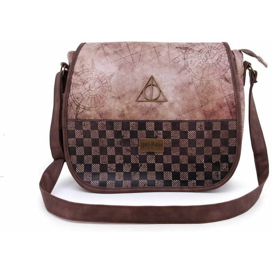 BAG HARRY POTTER DEATHLY HALLOWS