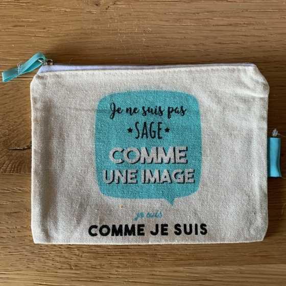 """Petite Trousse à cosmétiques """"IMAGE"""""""