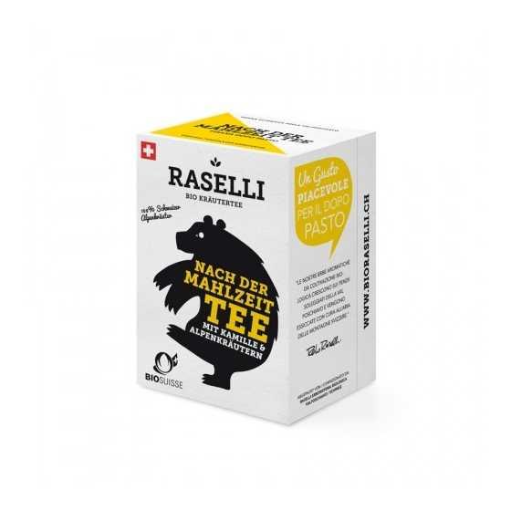 Raselli Thé après repas BIO