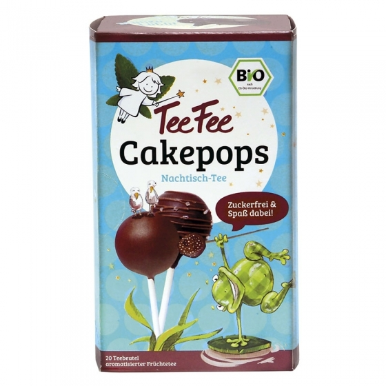 BIO THE DESSERT CAKEPOPS