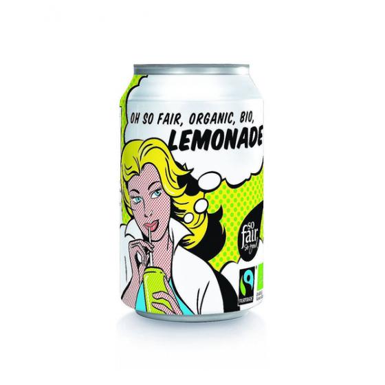 Bio Limonade cannette