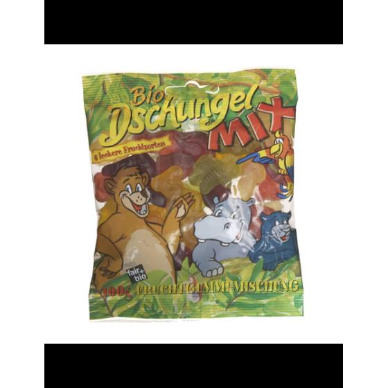Jungle Mix, gomme gélifiée bio