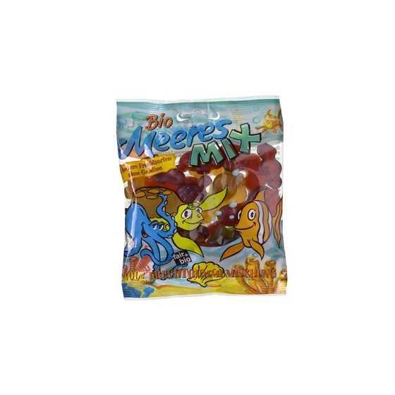 Meeres-Mix gomme gélifiée vegan BIO