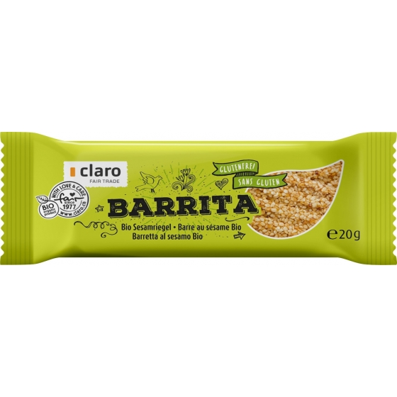 Barrita Barre sésame BIO
