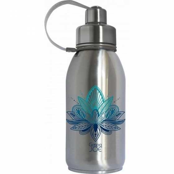 Isothermische Flasche Friendly Lotus - GaspaJOE