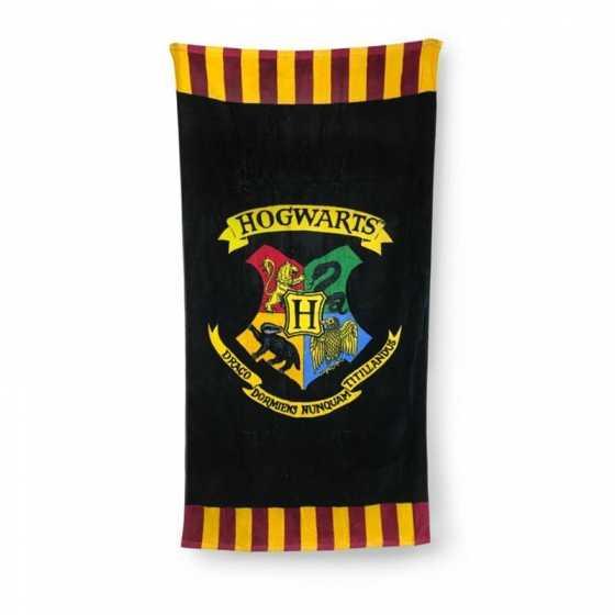 Serviette Harry Potter Poudlard