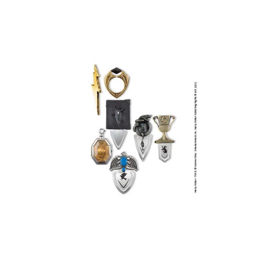 Horcruxes Lesezeichen-Sammlung