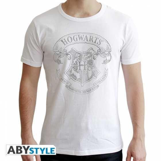 Harry Potter T-Shirt Mann Hogwarts
