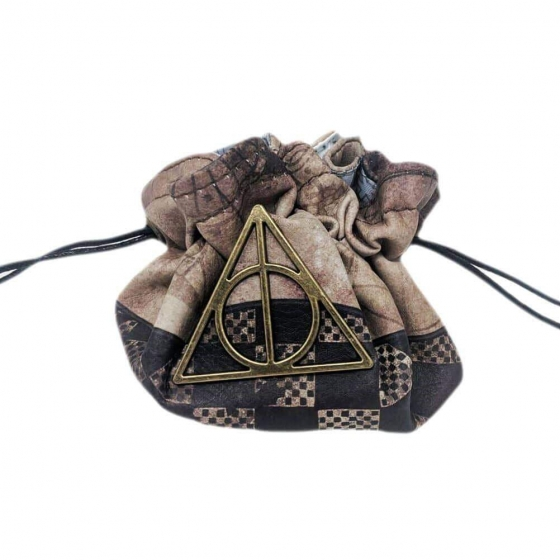 """BOURSE - """"DEATHLY HALLOWS"""" - HARRY POTTER"""