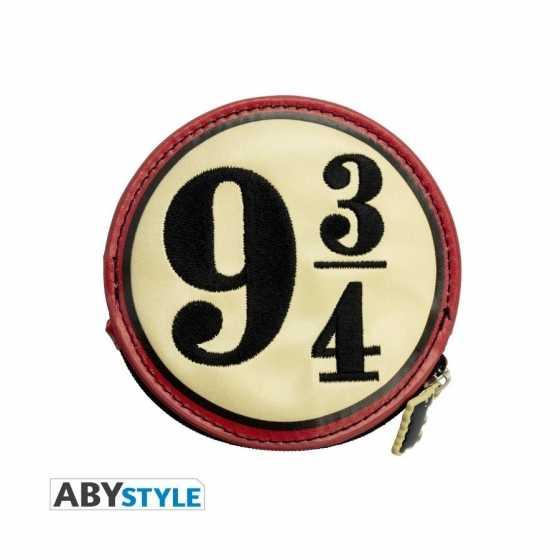 """PORTE MONNAIE - """"9 3/4"""" - HARRY POTTER"""
