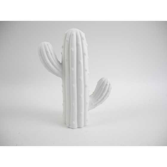 Cactus en céramique grand décoration