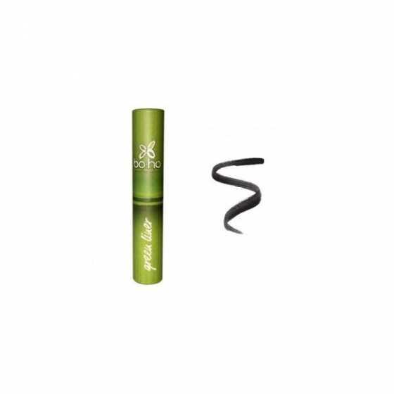 Green liner bio 01 Noir - Boho
