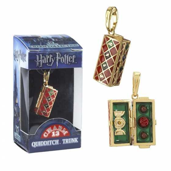 Malle de Quidditch - Charm Lumos - Harry Potter