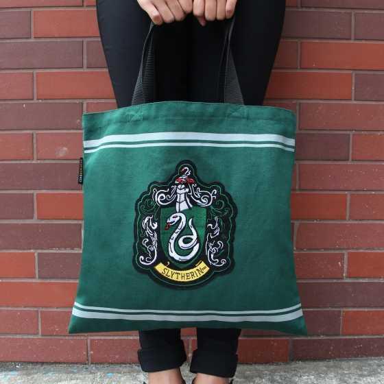 Sac en coton / Tote bag - Serpentard
