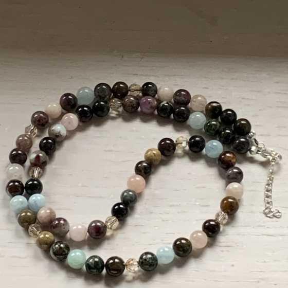 Halsketten-Armband 2 in 1