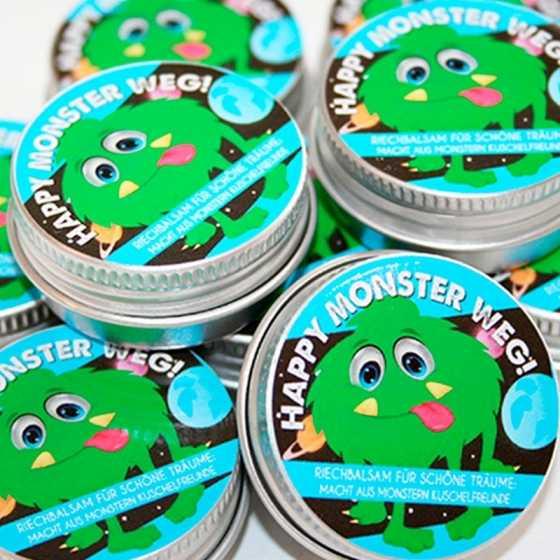 Dufties - HAPPY Monster weg!