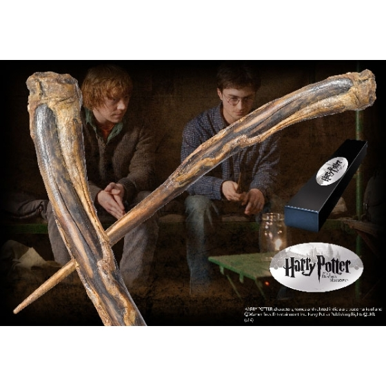 Harry-Potter-Zauberstab vom Greifer genommen - HARRY POTTER