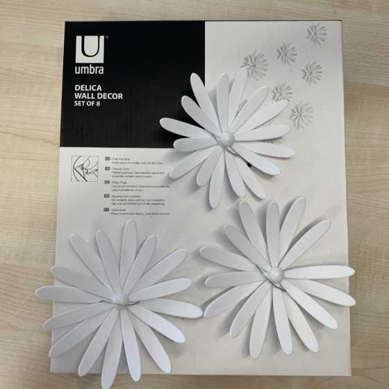 """Décoration murale """"Fleurs"""""""