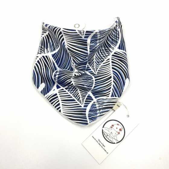 Bavoir bébé en coton jersey Bio, couture création artisanale, cadeaux naissance, suisse