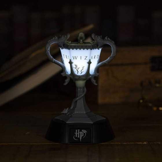 LAMPE 3D - HARRY POTTER - TOURNOI DES TROIS SORCIERS