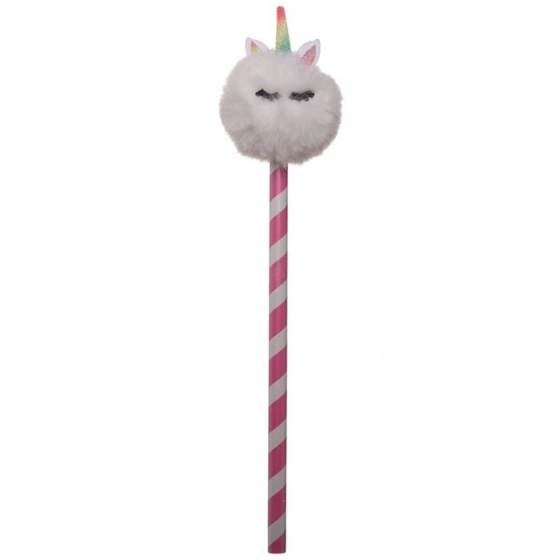 Crayon Pompon - Licorne