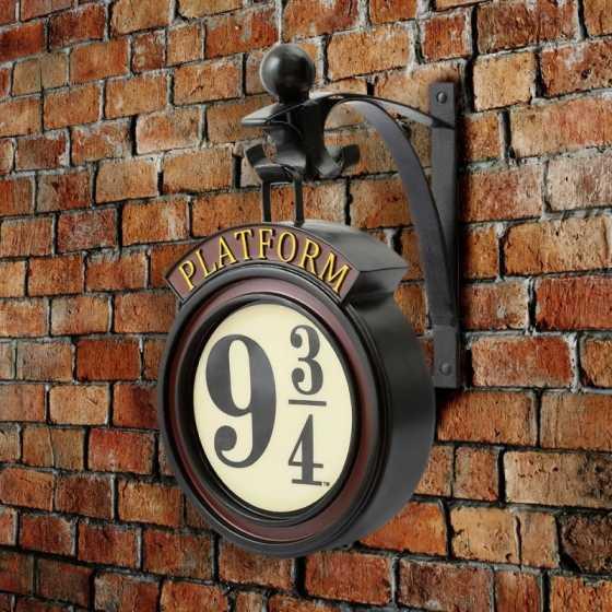 Harry-Potter-Stimmungslampe Pier 9 3/4