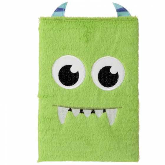Monstarz Monster Fluffies Plüsch Notizbuch